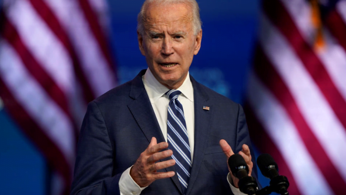 Ending U.S.-Afghanistan military involvement the right decision: Biden
