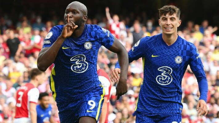 Lukaku off to hot start as Chelsea compound Arsenal woes