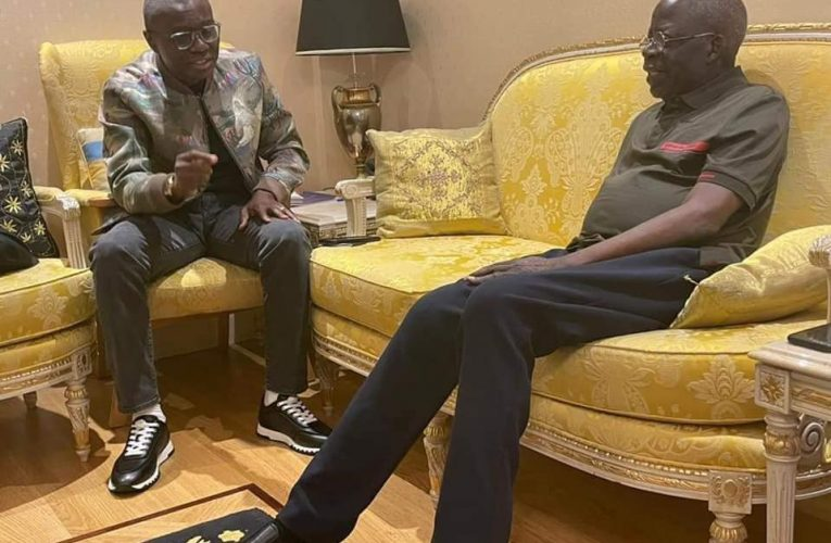 Tinubu To Northern Lawmakers: I'm Healthy, Just Undergoing Therapy (Video)