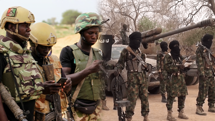 Several soldiers killed as bandits invade military base in Sokoto