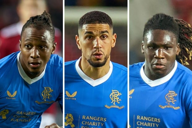 AFCON: Rangers 'Looking To Strike Deal' With Nigerian FA Over Nigerian Trio