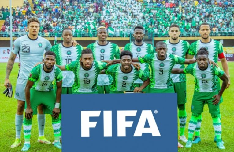 FIFA Ranking: Egypt, Morocco, South Africa move up while Nigeria drop two places