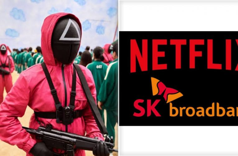 Squid Game: South Korean company sues Netflix over traffic surge