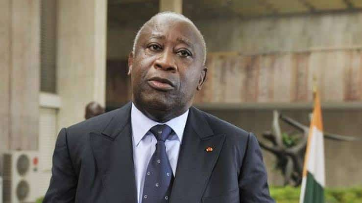 Laurent Gbagbo vows to remain in politics until death
