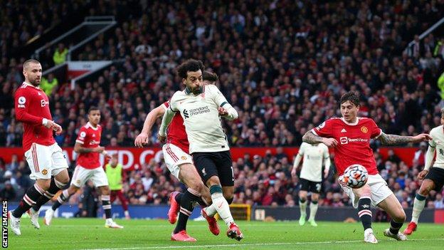 Liverpool humiliated Manchester United and their under-pressure manager Ole Gunnar Solskjaer as they handed out a thrashing in front of a stunned Old Trafford.