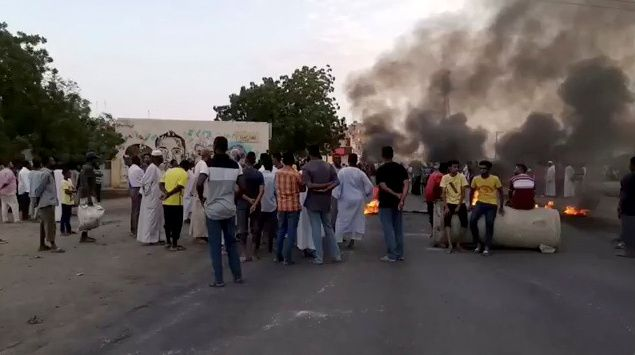 Protests Against Coup In Sudan As Military Seizes Power